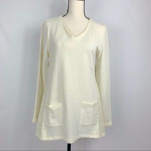 French Laundry Tunic Top